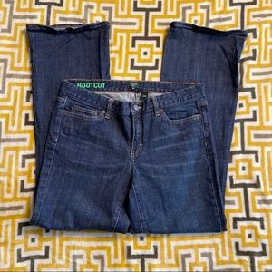 J Crew Womens Jeans Bootcut 30